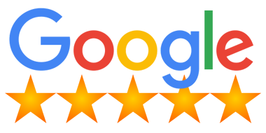 Click here to see our five star google rating